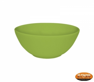 TIGELA  600ML 14,5CM VERDE BOWL